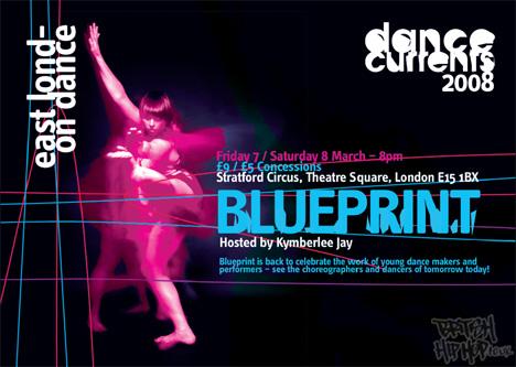 East London Dance Presents Blueprint
