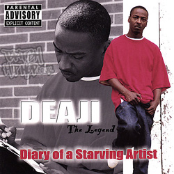 Deaji - Diary Of A Starving Artist