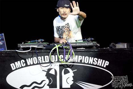 DJ Izoh DMC World Champion 2012