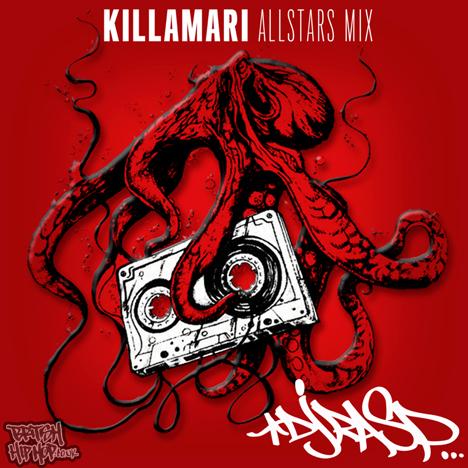 DJ Rasp - Killamari Allstars Mix MP3 [Killamari]