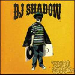 DJ Shadow - The Outsider LP [Rapid Pulse]