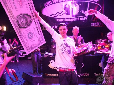DJ Rafik wins
