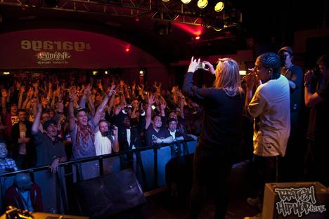 DMC UK DJ Final And Battle For UK Supremacy 2012 Venue, the Garage, LondonResults