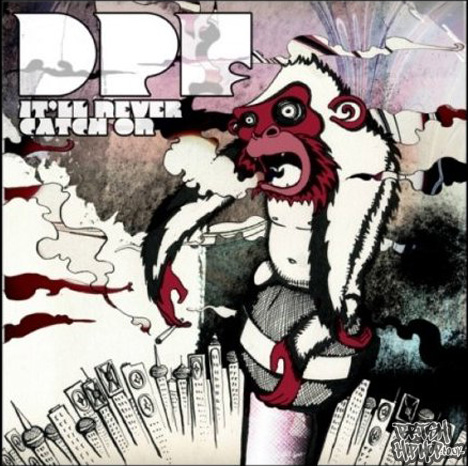 DPF - It'll Never Catch On LP [Son Records]