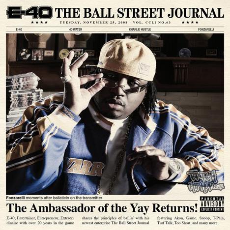 E-40 - Ball Street Journal CD [Warner Bros]