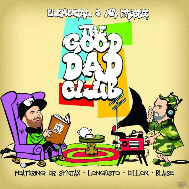 Elemental and Mr Frisbee - The Good Dad Club