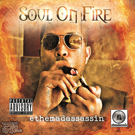 Ethemadassassin - Soul on Fire LP [R Steel Entertainment]