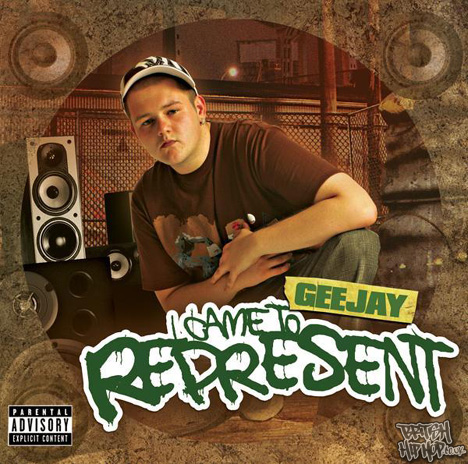 Geejay - I Came To Represent LP [NGU]