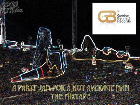 Various - A Party Jam For A Not Average Man CD [Gordon Bennett]
