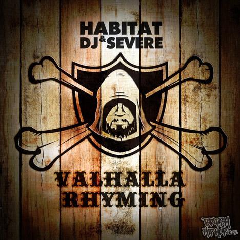 Habitat And DJ Severe - Valhalla Rhyming MP3 [Boom Bap Professionals]