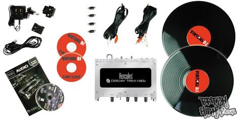 Hercules Scratch Starter Kit