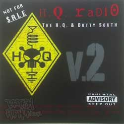 Various Artists - H.Q. Radio Vol.2 CD [HQ Sound]