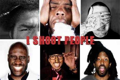 I Shoot People - Photographs By Trevor Traynor