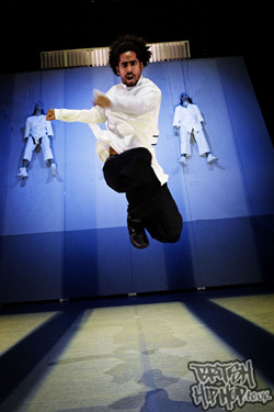 Insane in the Brain: A Street-dance Version of 'One Flew Over The Cuckoo's Nest'