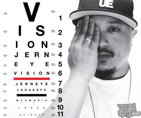 Jern Eye - Vision LP [MYX Music]