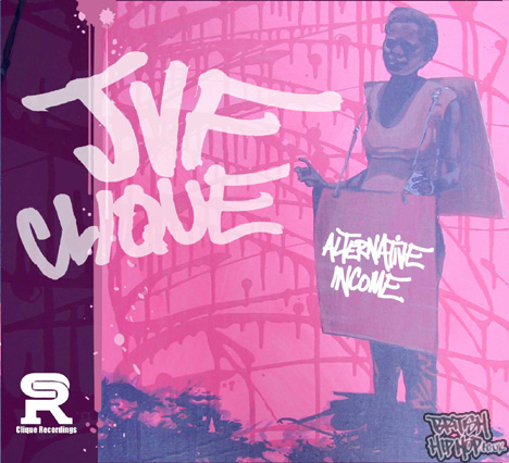 JVF Clique - Alternative Income [Clique Recordings]