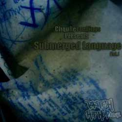 JVF Clique - Submerged Language Vol.1 CD [Clique Recordings]