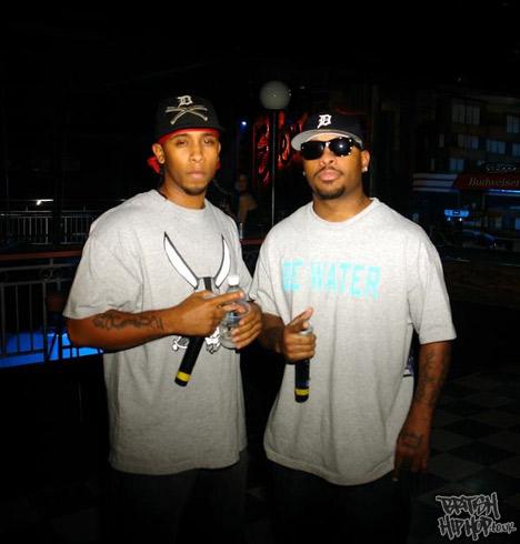 Kid Vishis and Royce 5'9