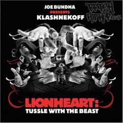 Joe Buhdha presents Klashnekoff - Lionheart: Tussle With The Beast LP [Low Life / Riddim Killa]