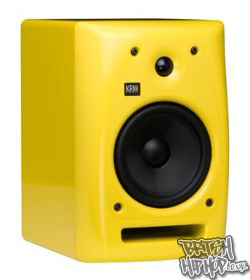 KRK Systems Releases Limited Edition Yellow Rokit Studio Monitors