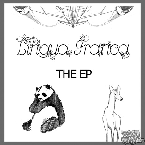 Lingua Franca - The EP EP [Breakin Bread]