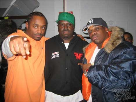 Lords Of The Underground and Funk Master Flex