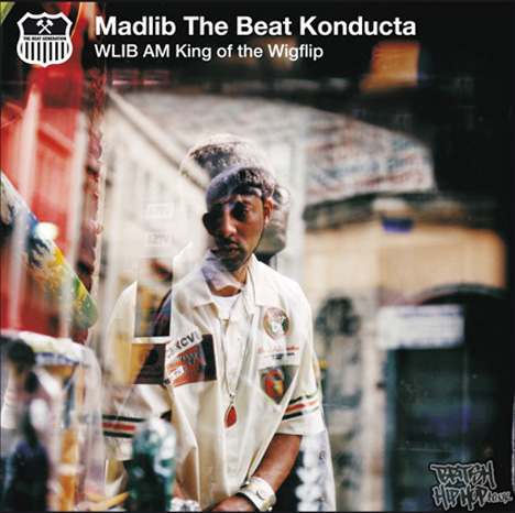 Madlib - WLIB AM: King of the Wigflip LP [Stones Throw]