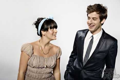 Mark Ronson Ft. Lily Allen - Oh My God [Video]