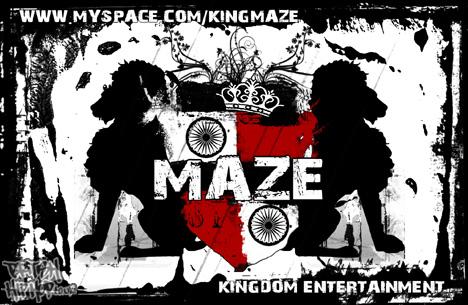 Maze - Unleashed CD [Kingdom Entertainment]