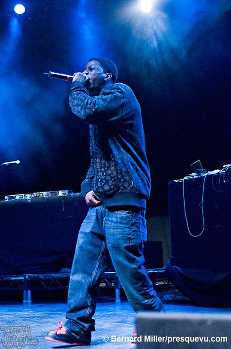 Method Man And Redman At Shepherds Bush Empire - M9