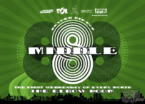 Middle 8 At The Elbow Rooms, Leeds