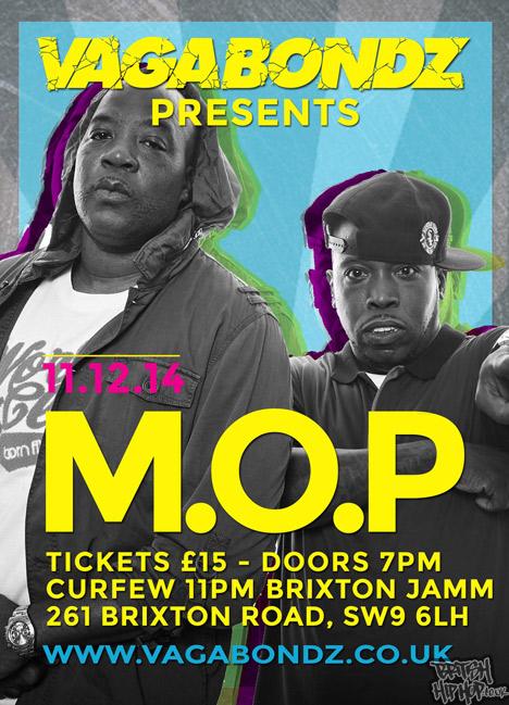 M.O.P. Jamm, London