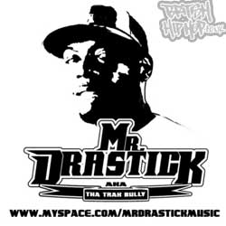 Mr Drastick - Rep Dat CD [MDM Music]