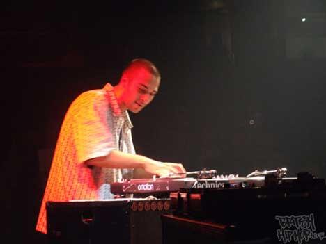 DMC World DJ Champion 2006 - DJ Netik