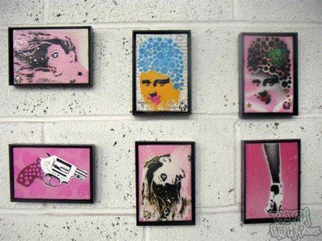 Nick Walker - Canvases