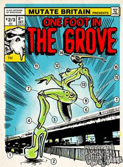 Mutate Britain - One Foot In The Grove
