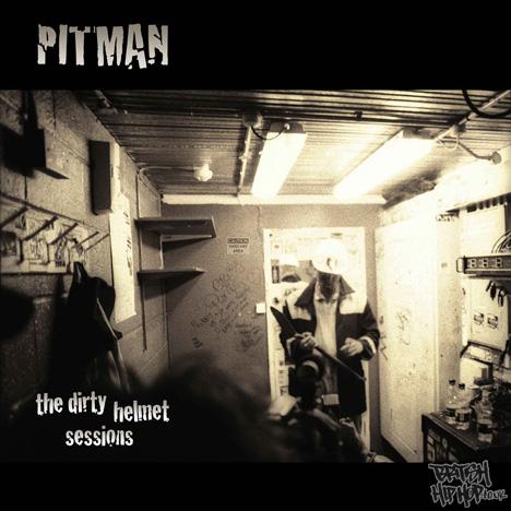 Pitman - The Dirty Helmet Sessions CD [Son]
