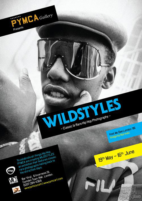 PYMCA Presents Wildstyles At Bar Vinyl, Camden