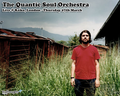 The Quantic Soul Orchestra - Live At Koko, 27th March