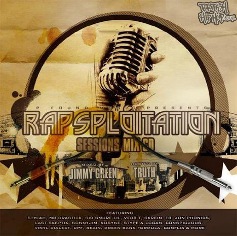 Various Artists - Jimmy Green And Truth - Rapsploitation Sessions CD [P.Found]