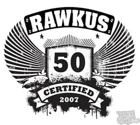 Rawkus 50