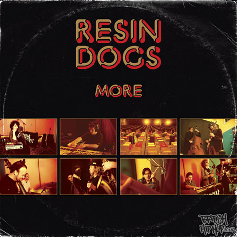 Resin Dogs - More CD [Hydrofunk Records]