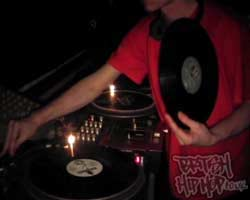 Scene - End Of Year Party @ Club Solid, Preston Fri 28th Nov 2003