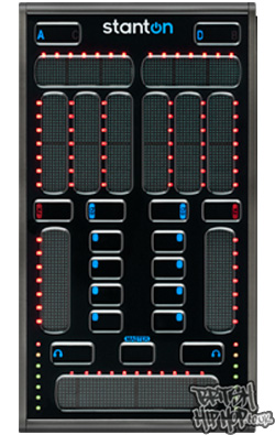 Stanton SCS.3m Mixer Controller