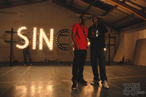 Sincere Video Shoot - Scorch and Sincere