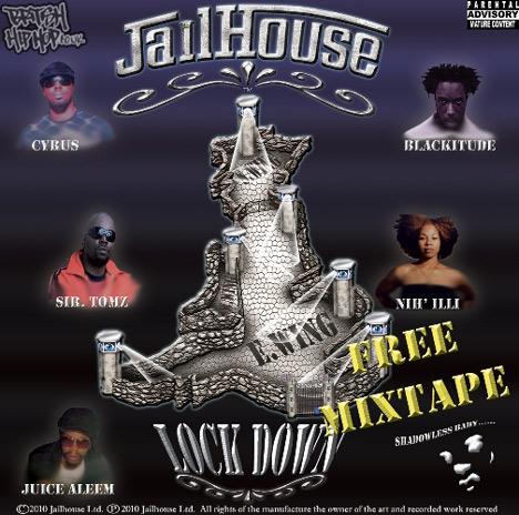 Sir Tomz - Lockdown The Mixtape CD [Jailhouse Ltd]
