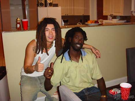 Skull and Buju Banton