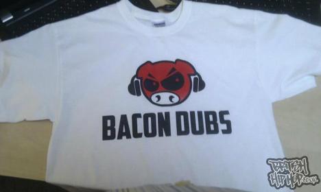 Sparxy Bacon Dubs Tee