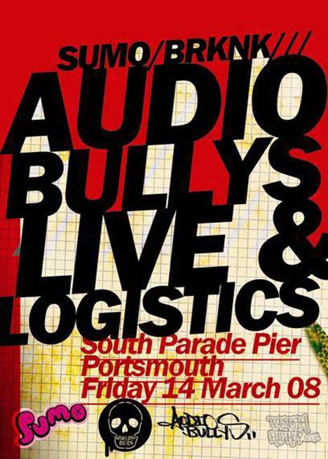 Sumo - Audio Bullys, Portsmouth