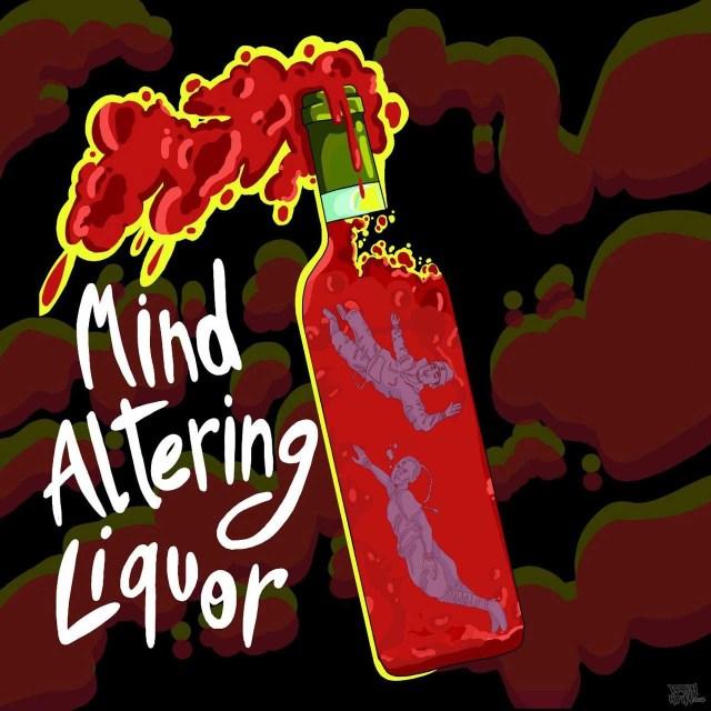 The Curve - Mind Altering Liquor